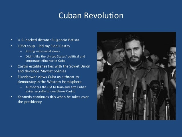 cuban revolution and cuban missile crisis pdf