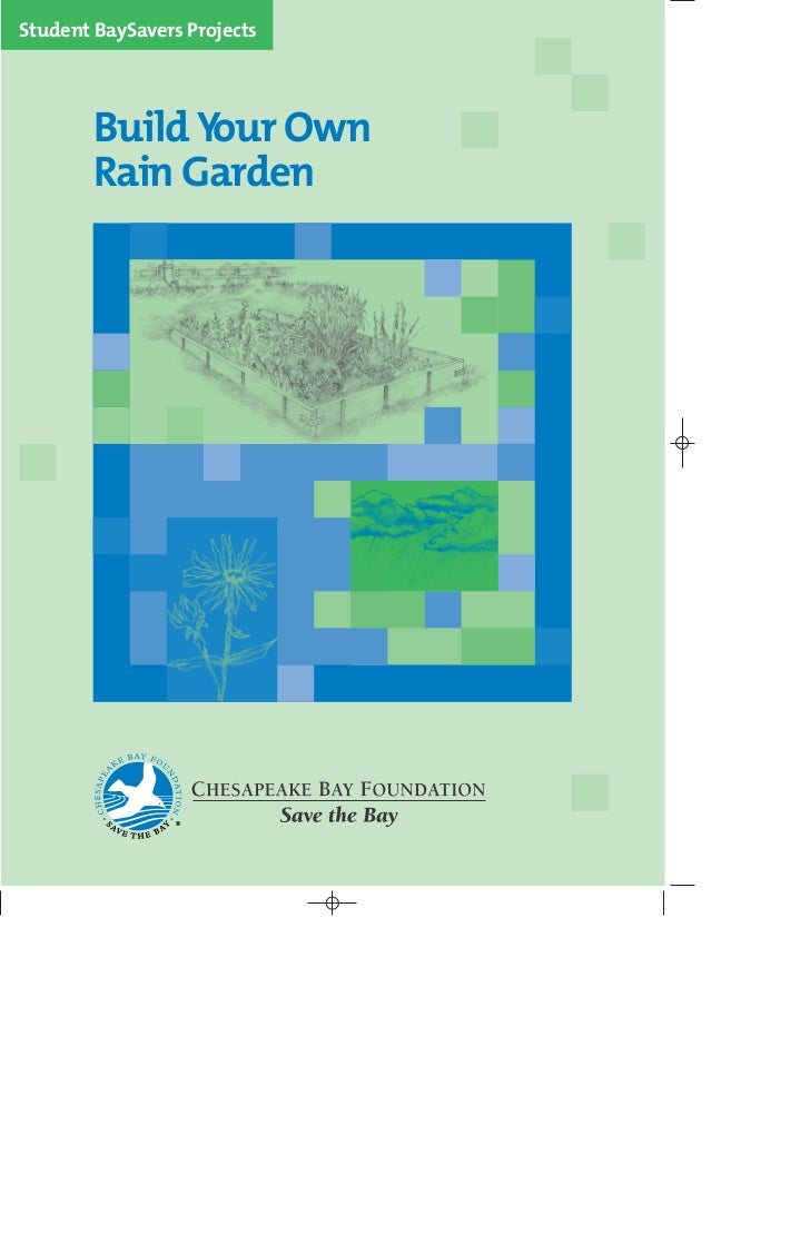 BaySaver - Build Your Own Rain Garden