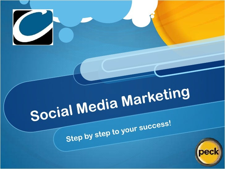 Why Social Media?•Fish where the fish are.•Be a part of the communityof experts.•Inexpensive compared totraditional forms ...