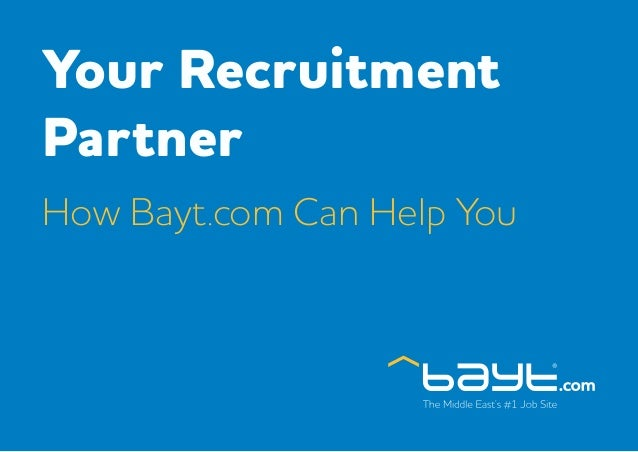 How Bayt.com Can Help You