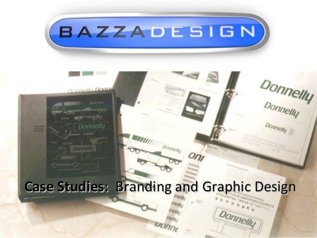 Bazza Design Case Studies Branding And Graphic Design