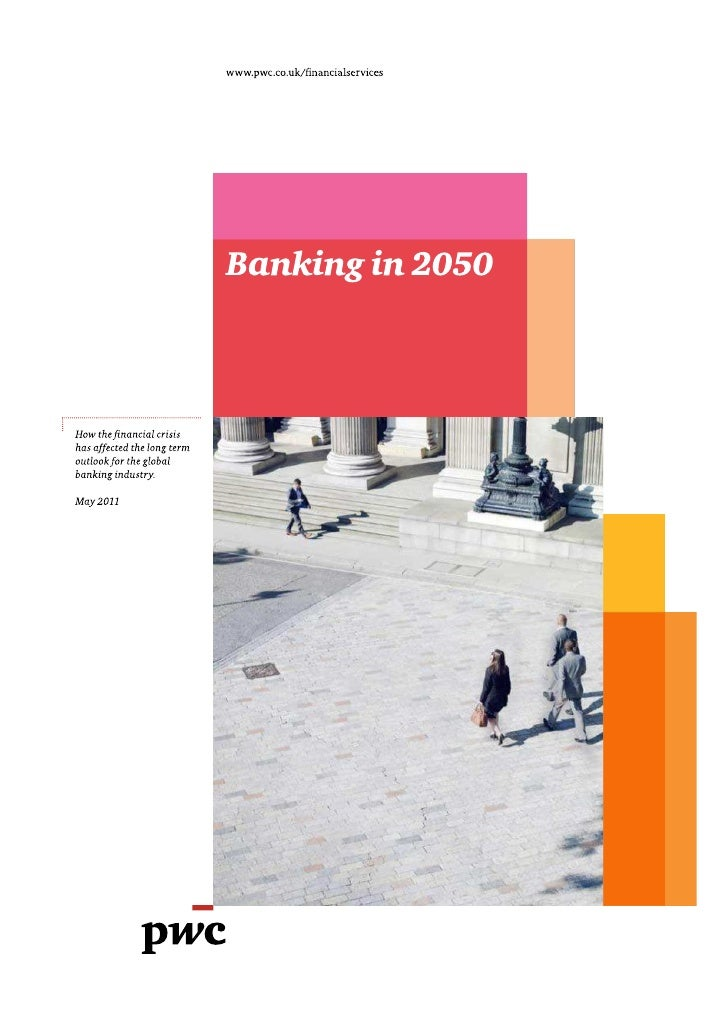 Banking in 2050