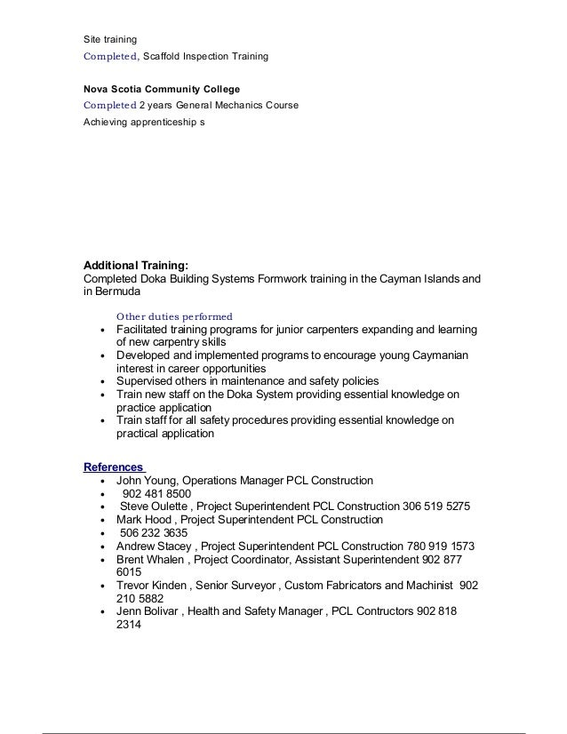 resume for rhynold 2015 2