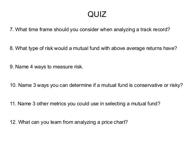 How to invest in a mutual fund?