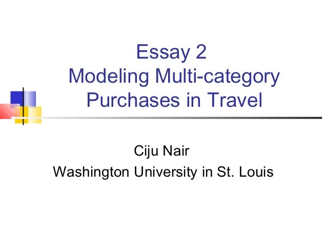Essay to purchase