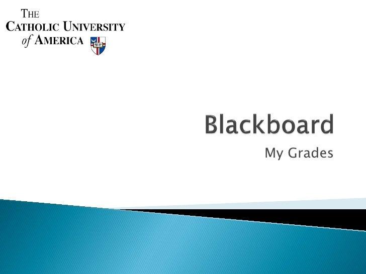 Student My Grades