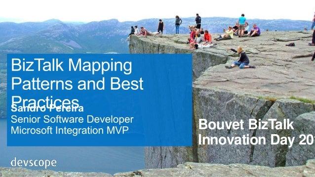 Bouvet BizTalk Innovation Day 201