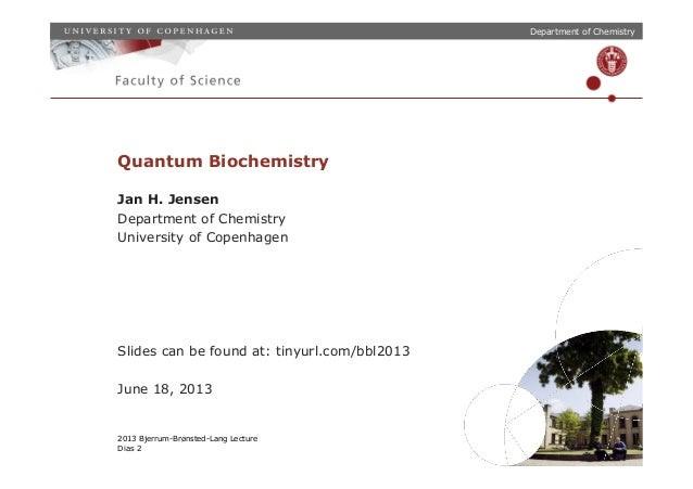 """ift herholderKU-ndrens navn""""og dato"""":nulinjen,dsæt"""" >ed /ted ogeltet for""""EnhedensSidefodDepartment of Chemistry2013 Bjerru..."""