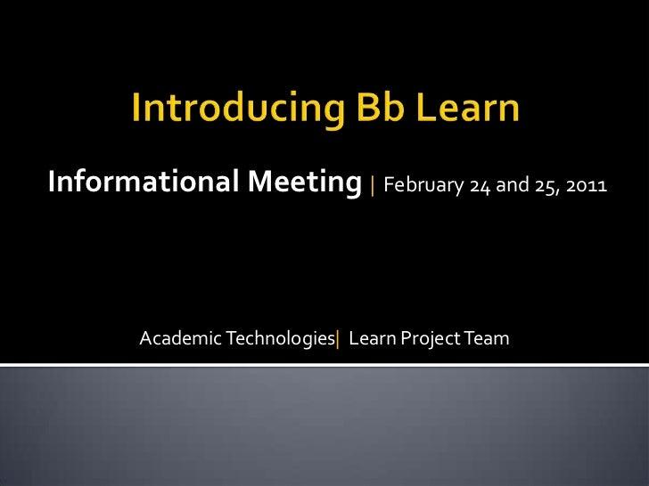 CSU, Chico - Blackboard Learn