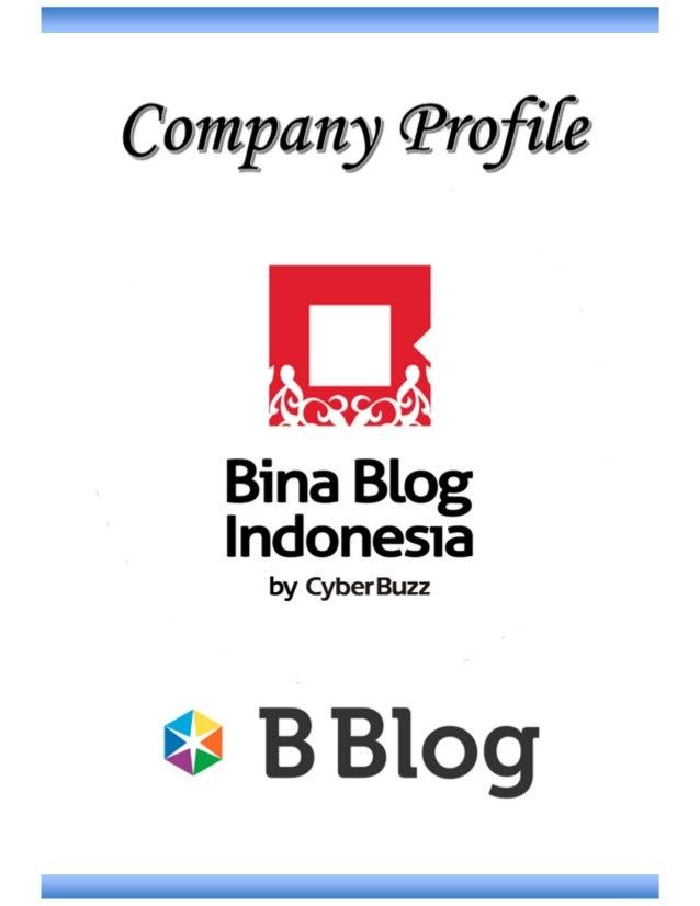 BBblog company profile