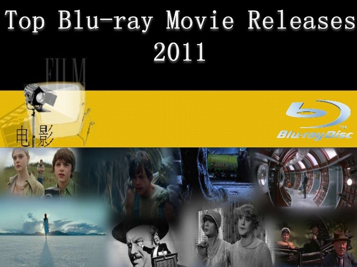 Best Blu-ray Movies Of 2011