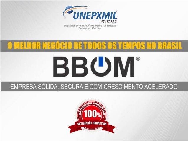 Bbomapresentacao(bbomindaiatuba)