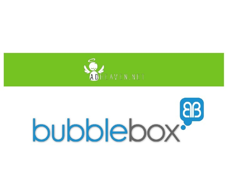 BubbleBox -