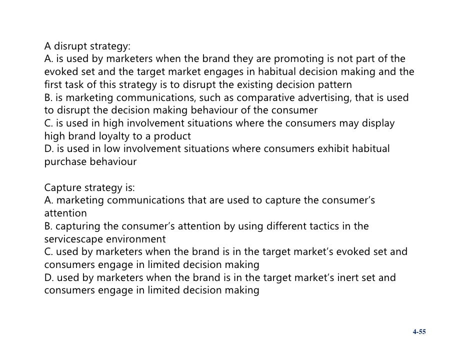 Strategy essay