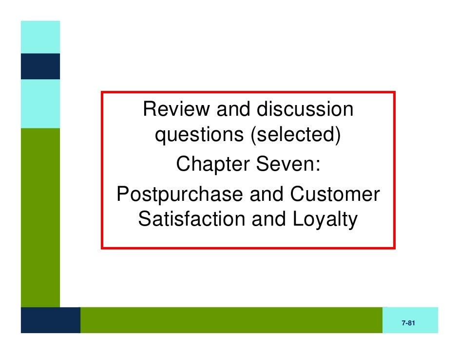 Essay On Customer Is King