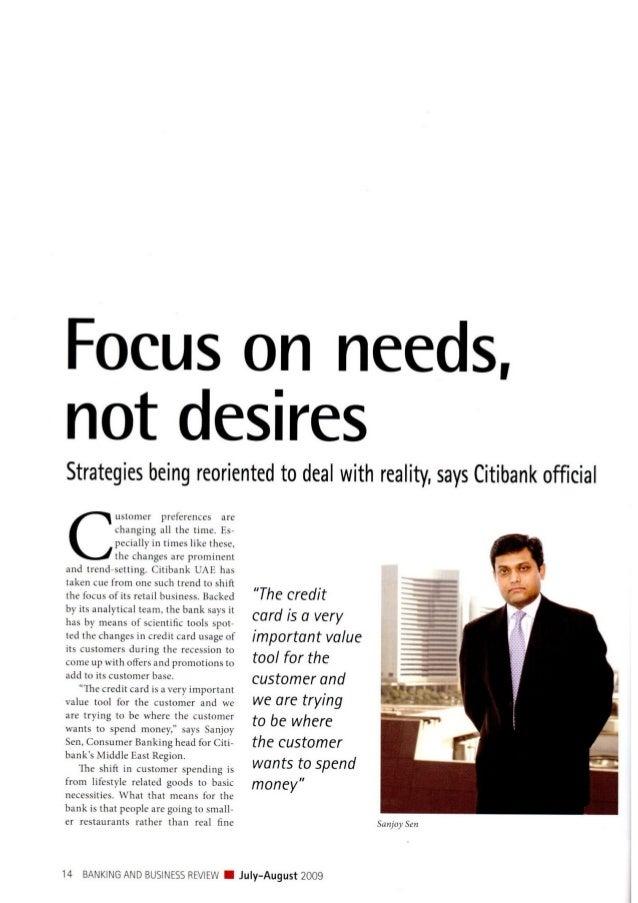 Sanjoy Sen - Banking & Business Review - Aug 2009