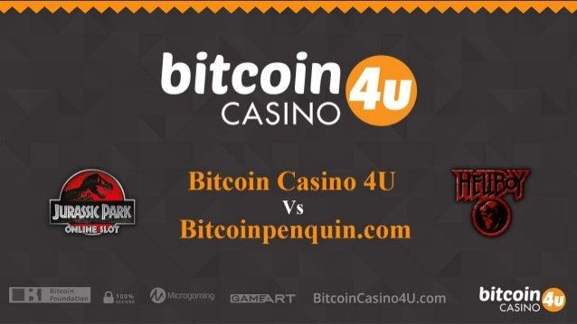 BitcoinCasino4U vs BitcoinPenquin.com