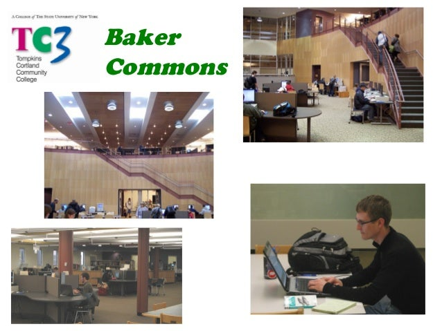 Baker Commons at TC3