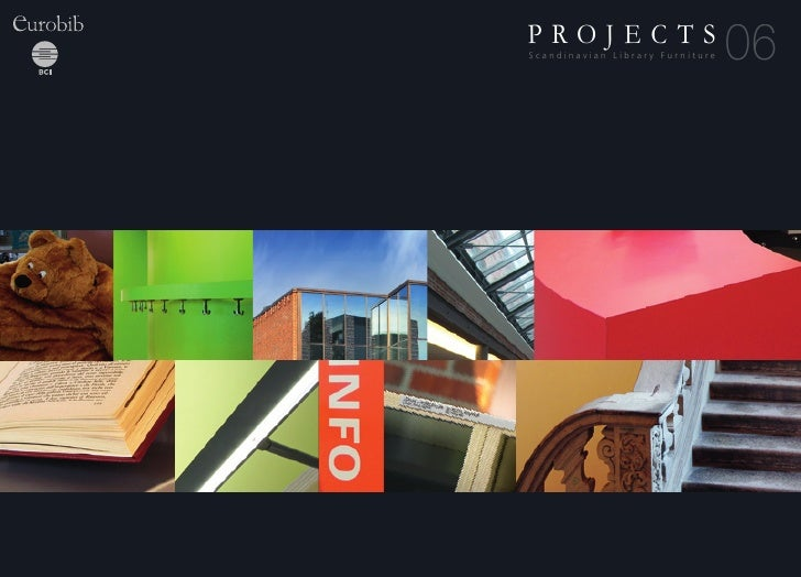 BCI & Eurobib 2006 Library Projects Brochure