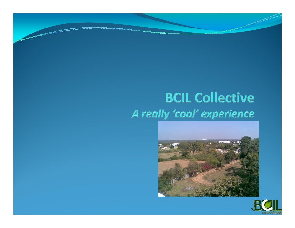 Bcil Collective