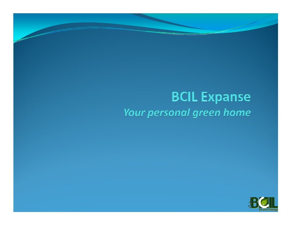 Bcil Expanse