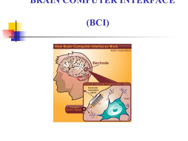 brain computer interface essay