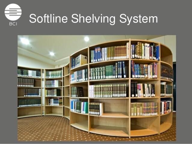 Softline Shelving System