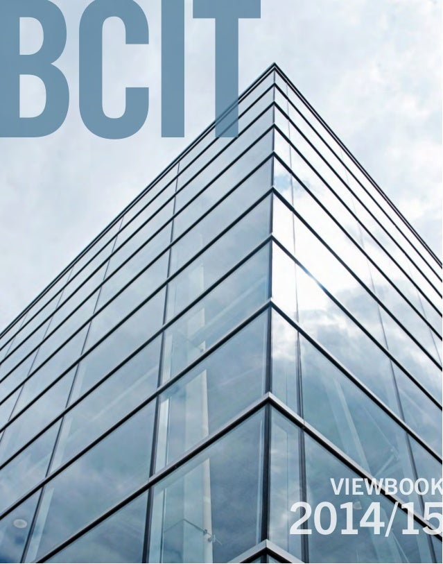 BCIT Viewbook 2014–2015