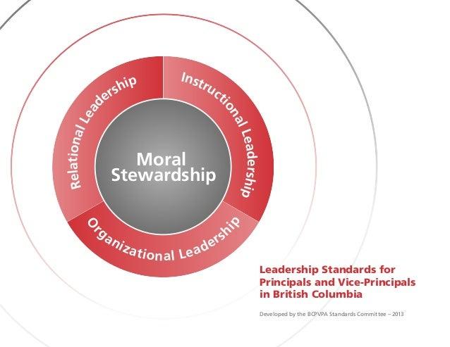 Bc leadership standards
