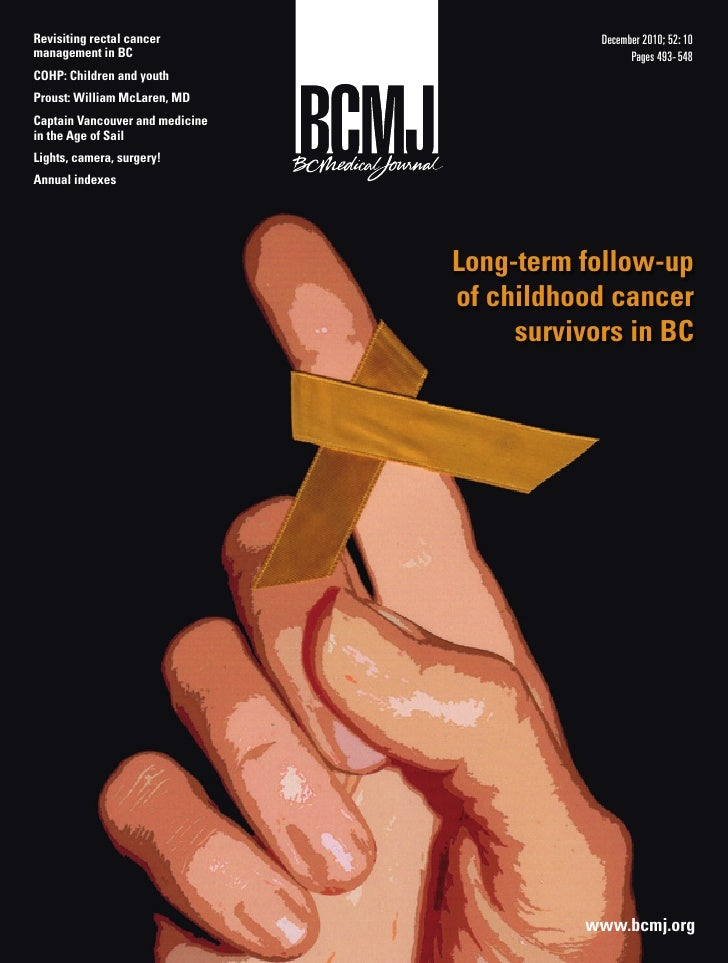 British Columbia Medical Journal, December 2010 Full Issue