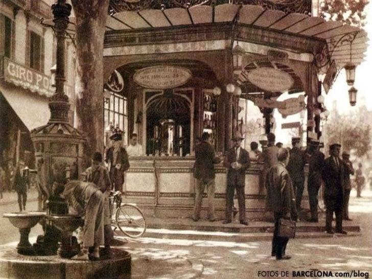 Barcelona 1857 - 1962