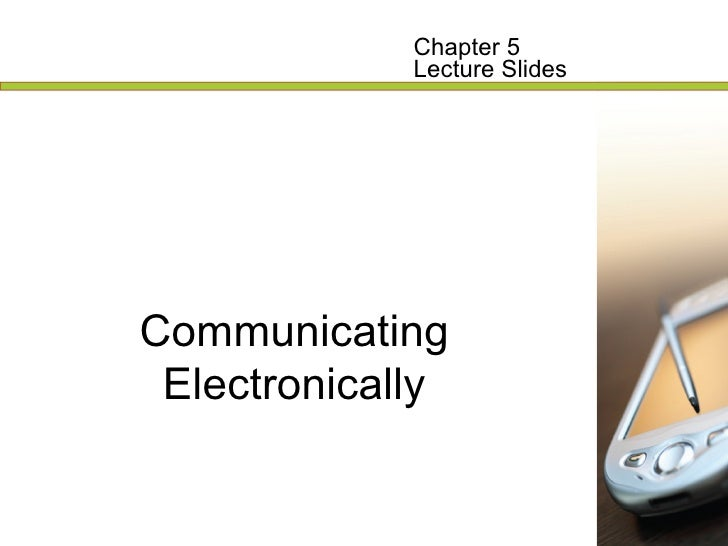 CH05.ppt business communications