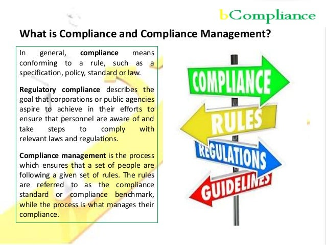 wsh management system with legal compliance Legal governance, risk management, and compliance or lgrc, refers to the complex set of processes, rules, tools and systems used by corporate legal departments to adopt, implement and monitor an integrated approach to business problems.