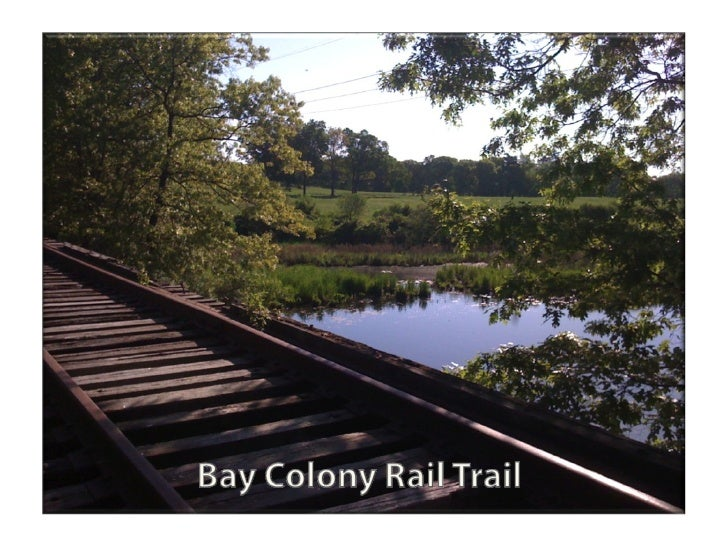 Bay Colony Rail Trail