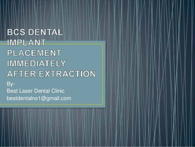ByBest Laser Dental Clinic bestdentalno1@gmail.com