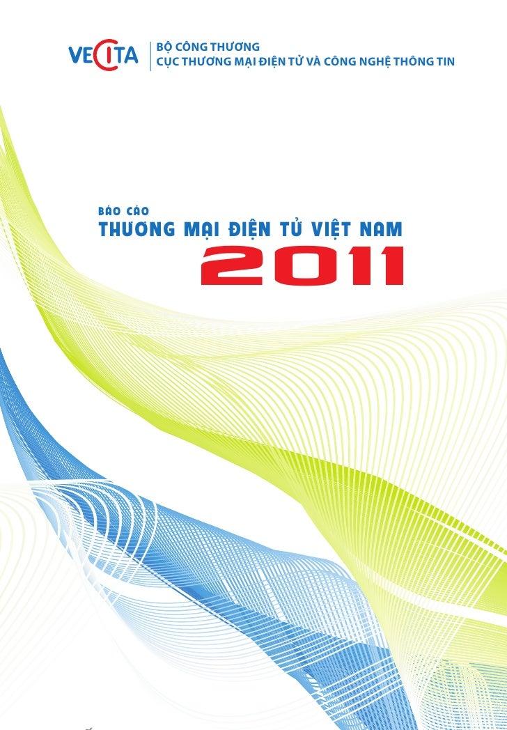 Báo cáo Thương mại điện tử Việt Nam 2011
