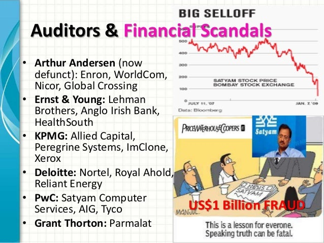 corporate governance study parmalat Recent scandals such as those involving enron and worldcom (usa), nortel and crocus (canada), and parmalat and royal ahold (eu) exposed failures in corporate.