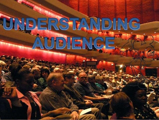 Bc understanding audience 1