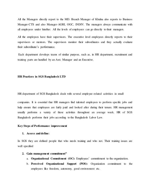 srsp internship report on hrd section preface Sunil file - free download as word doc (doc), pdf file (pdf), text file (txt) or read online for free.
