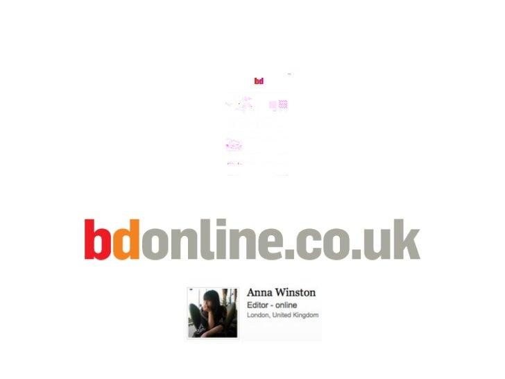 Building Design Magazine - Mobile Apps for Publications