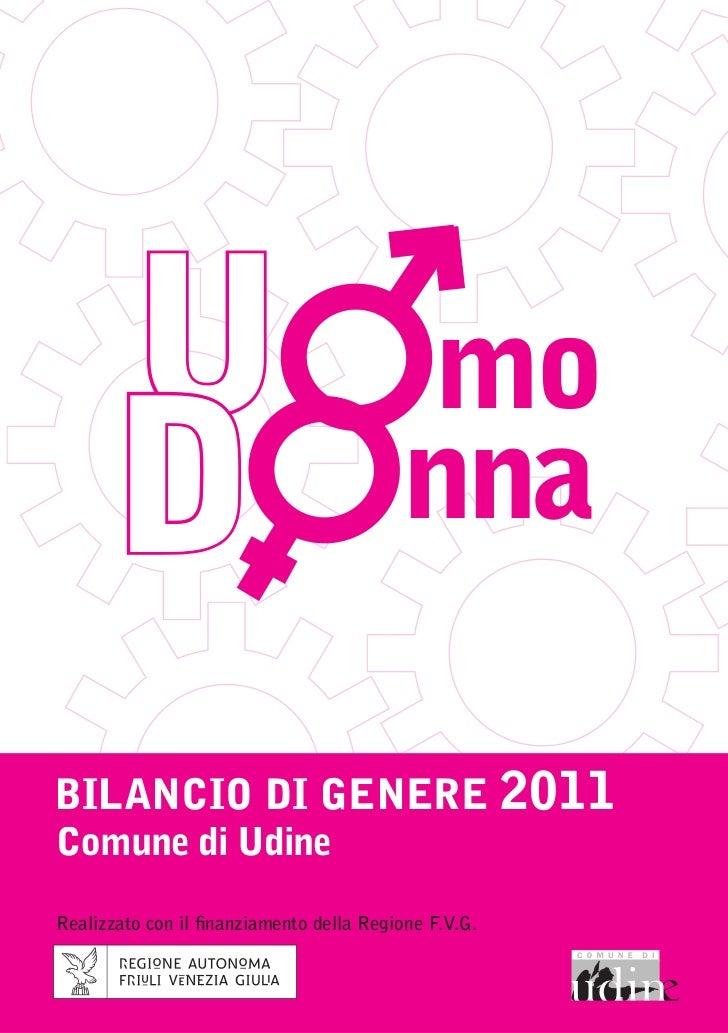 Bilancio di Genere 2011