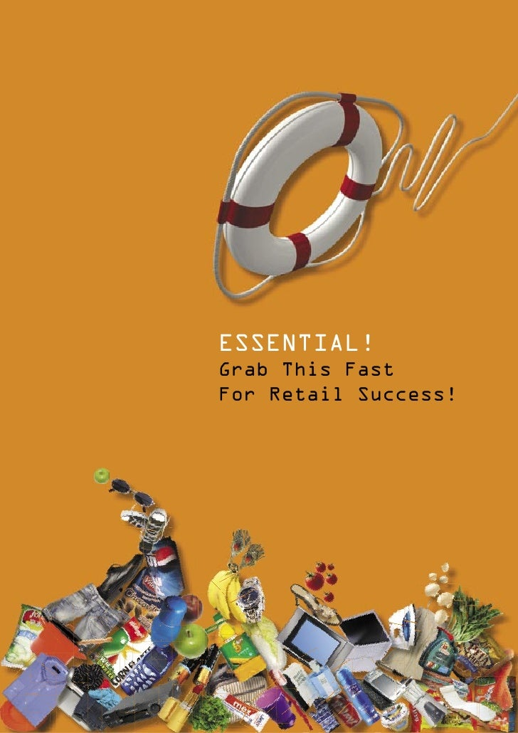 ESSENTIAL! Grab This Fast For Retail Success!