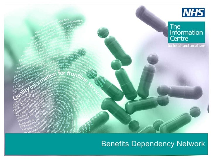 Benefits Dependency Network