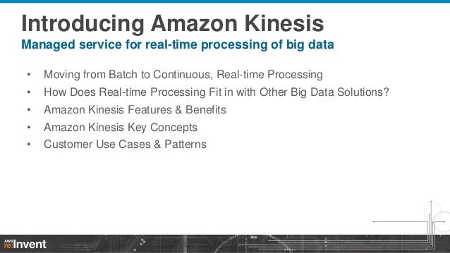 Batch vs. Real Time Data Processing