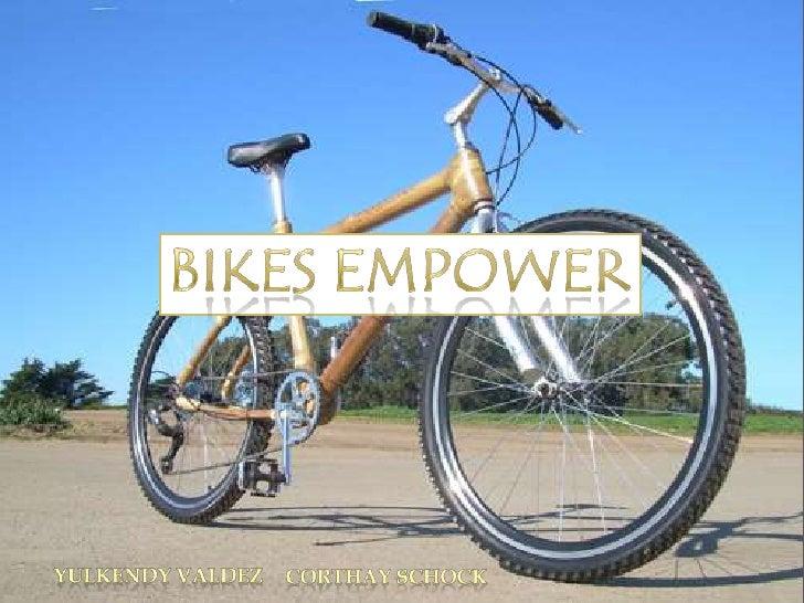 Be bikes empower