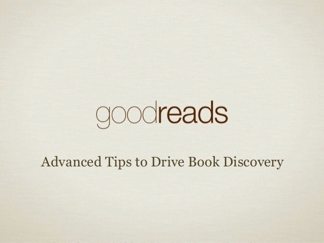 Advanced Tips to Drive Book Discovery
