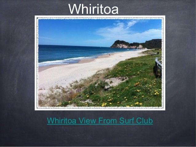WhiritoaWhiritoa View From Surf Club