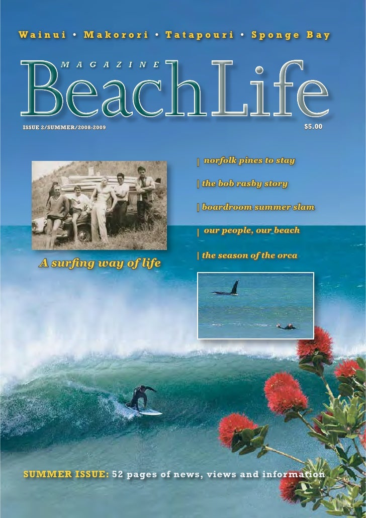 Beach Life Issue#2