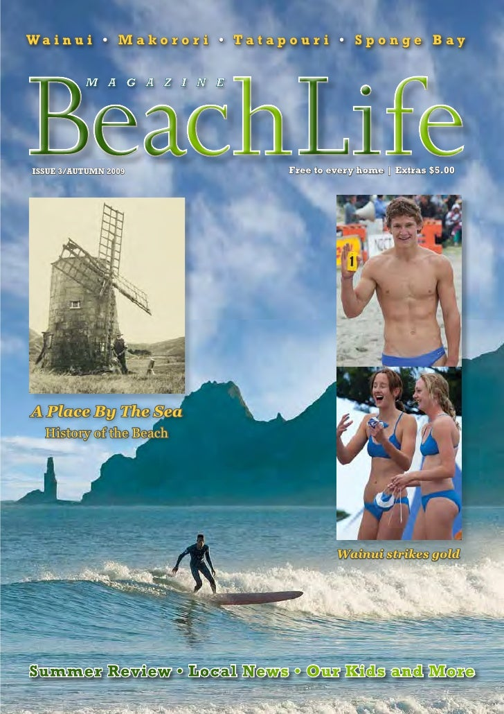 Beach Life Issue#Issue3