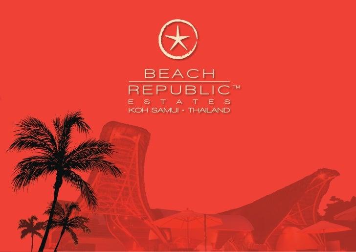 eBrochure - Beach Republic Estates